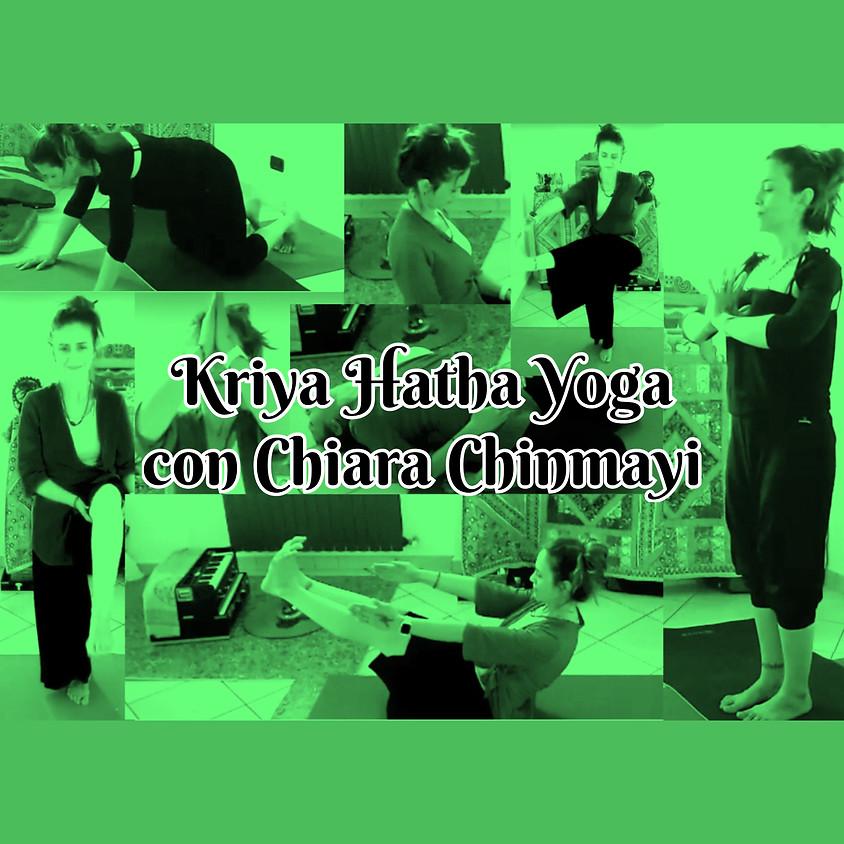 Kriya Hatha Yoga di Chiara Chinmayi - Una Pratica Per Ogni Livello