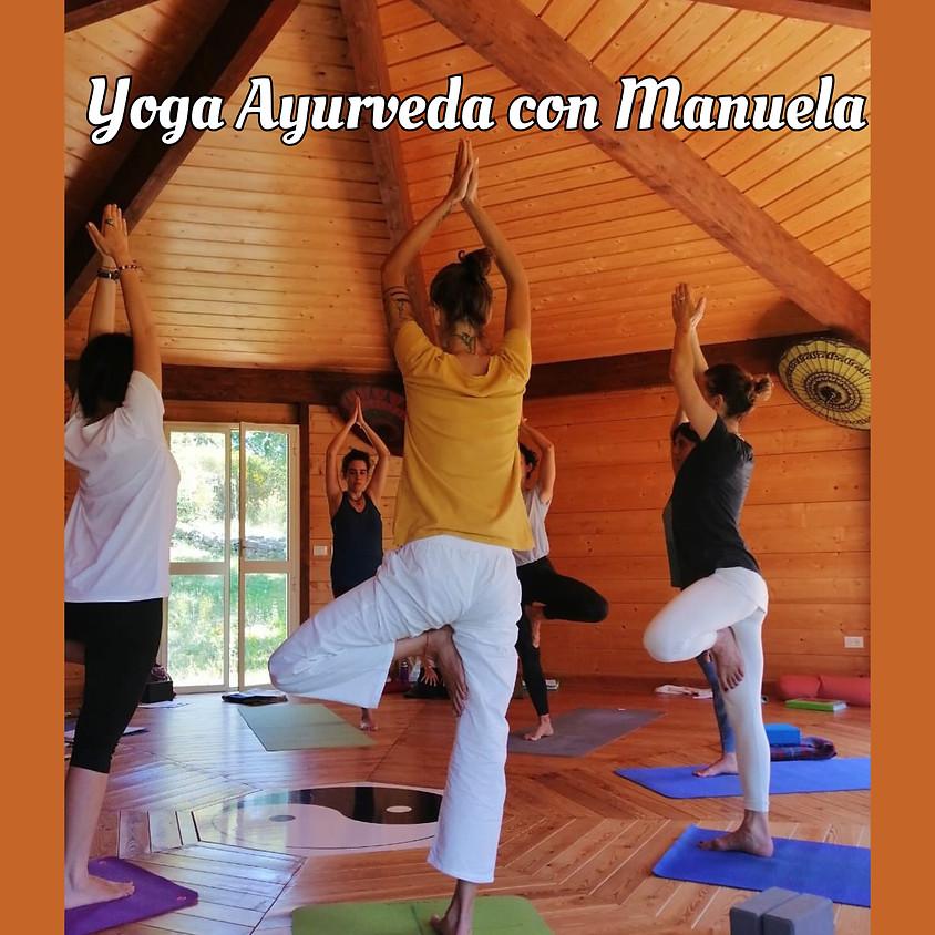 Yoga Ayurveda Terapia con Manuela - Sequenza per Riequilibrare i Dosha