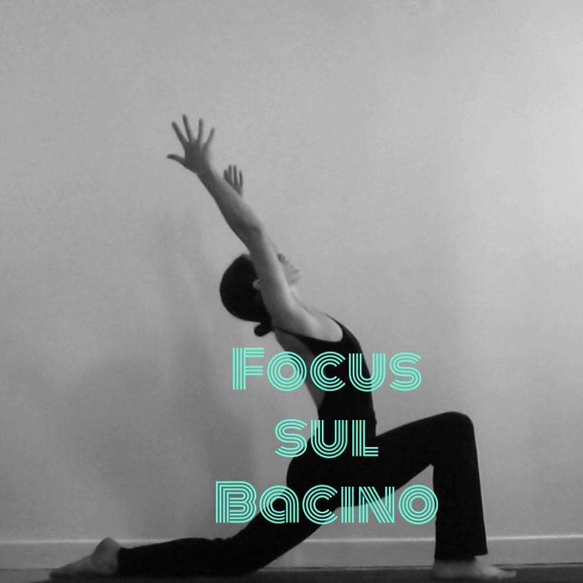 """Pratica Vinyasa Yoga con Miranda - Focus su """"Bacino"""""""