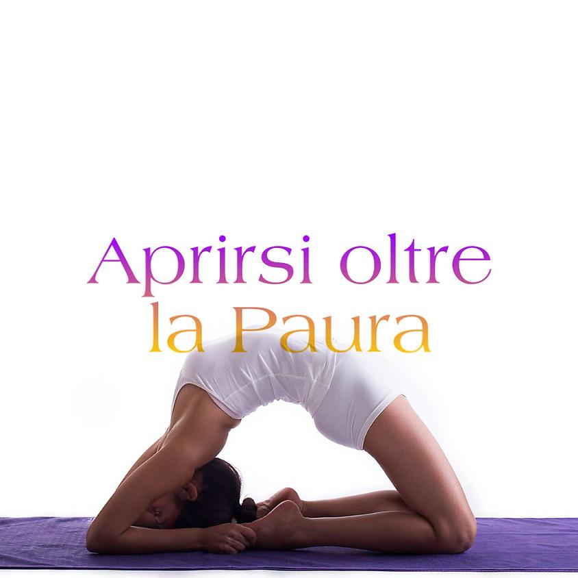 Hatha Yoga Flow con Barbara Cavaliere - Aprirsi Oltre la Paura