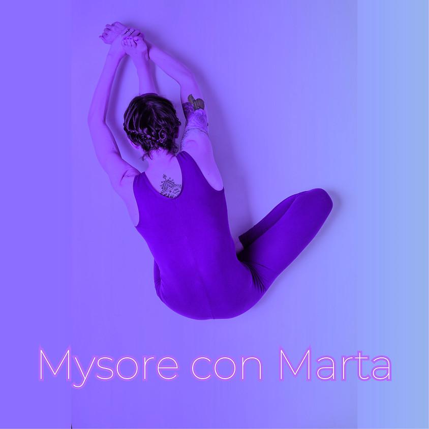 Ashtanga Yoga - Mysore style con Marta - Per Ogni Livello