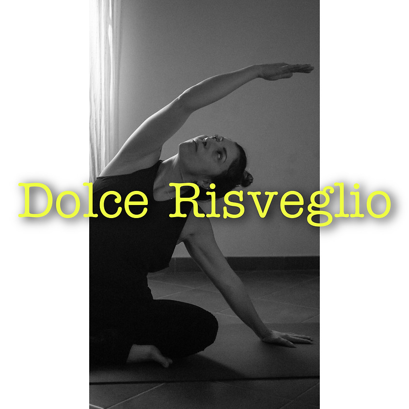 "Pratica Power Vinyasa Yoga con Adriana: ""Dolce Risveglio"""