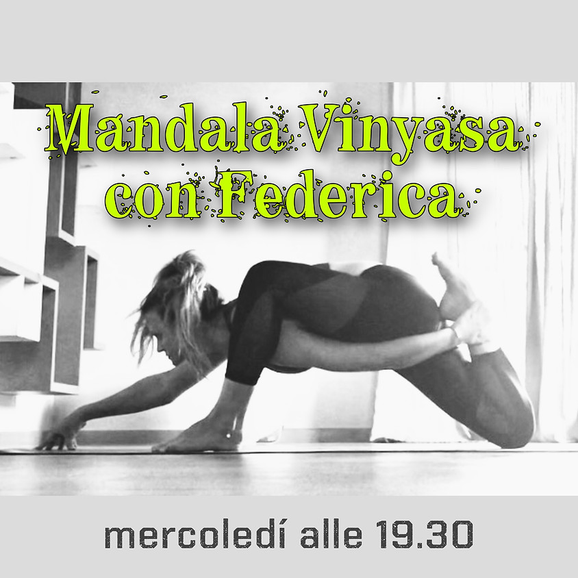 Mandala Vinyasa Water con Federica - Livello Intermedio