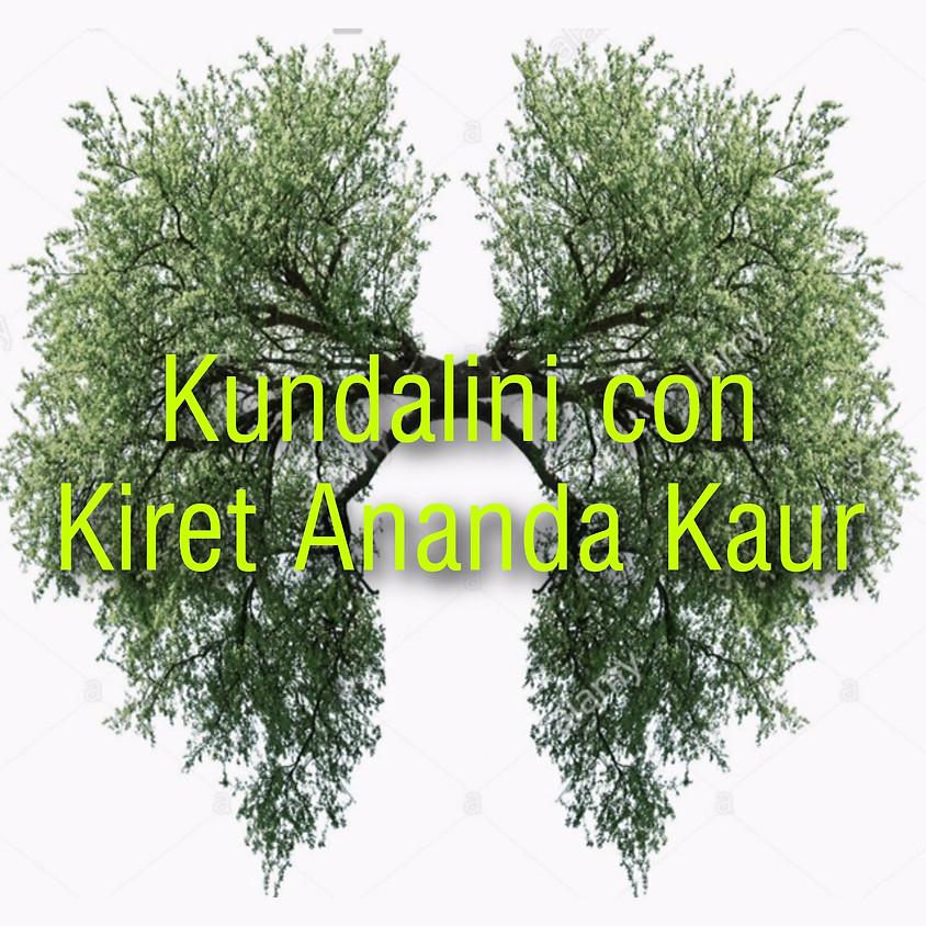 Pratica Kundalini con Kiret Ananda Kaur - Per Tutti i Livelli