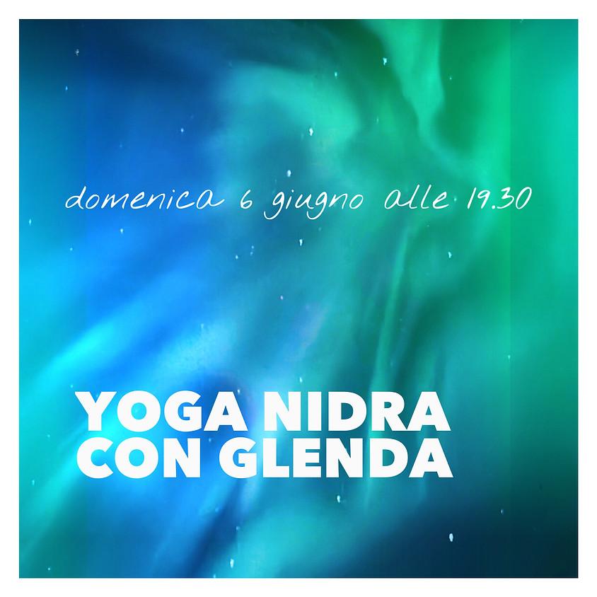 Il Sonno del Beato - Yoga Nidra con Glenda Viveki Martins