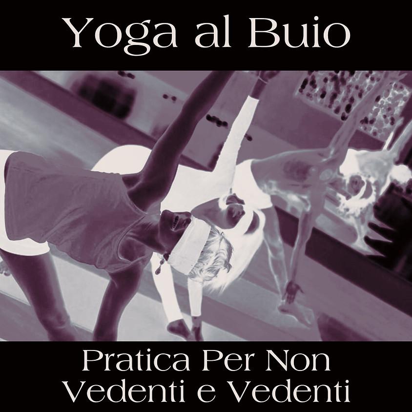 Yoga al Buio con Libera - Classe Dedicata ai Non Vedenti e Ipovedenti
