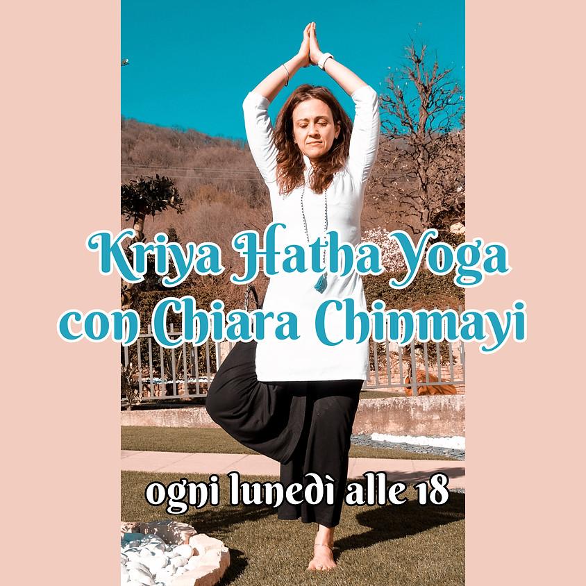 Kriya Hatha Yoga di Chiara Chinmayi - Per Tutti