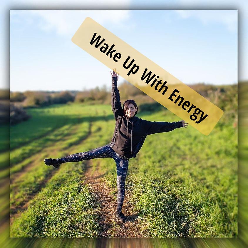 Wake up with Energy - Morning Hatha Flow con Daniela - Per Tutti i Livelli