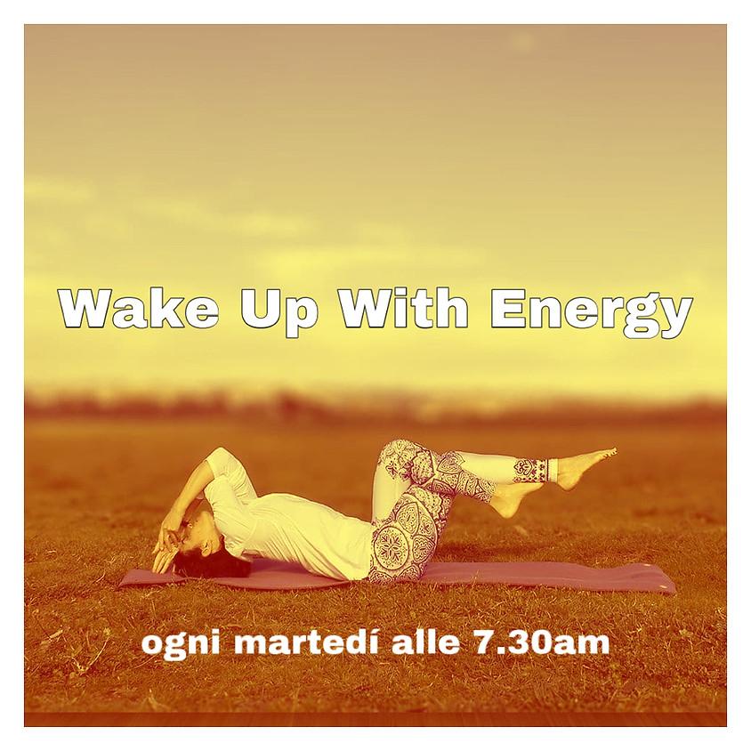 Wake-up with Energy - Hatha Flow Mattutino con Daniela - Multilivello