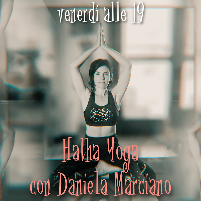 Hatha Yoga di Daniela Marciano - Per Ogni Livello