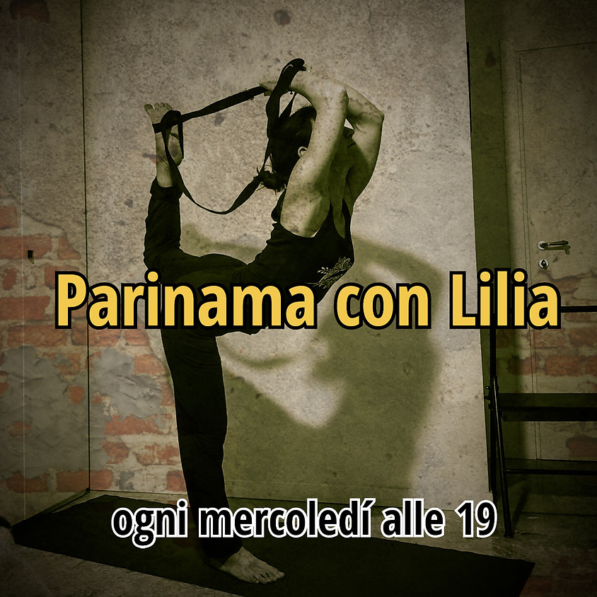 Parinama Yoga con Lilia - Per Ogni Livello