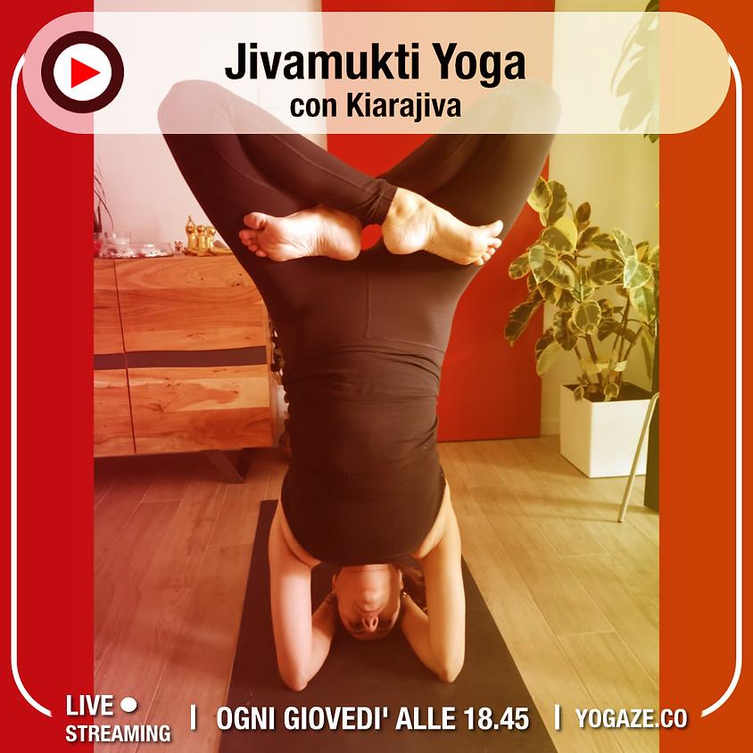 Jivamukti Yoga con Kiarajiva - Per Tutti