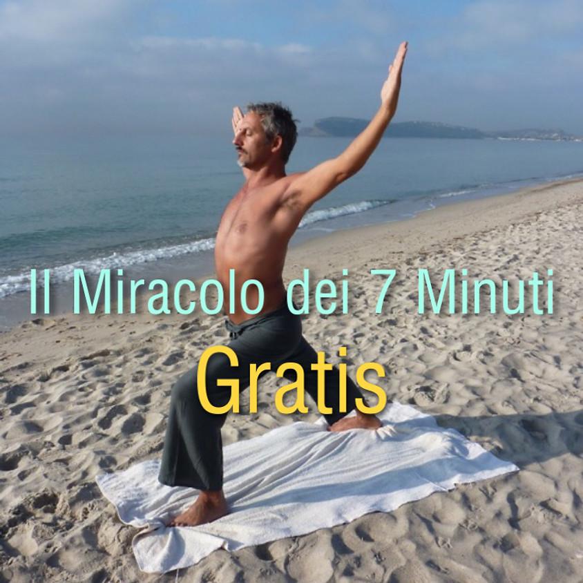 Il miracolo dei 7 minuti - Yoga con Nemir **Gratis** - Per Tutti i Livelli