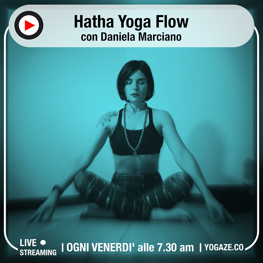 Wake-up With Energy - Hatha Yoga Flow con Daniela