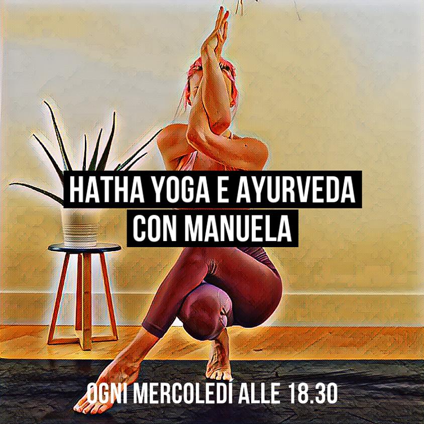 Hatha Yoga & Ayurveda con Manuela - Per Tutti
