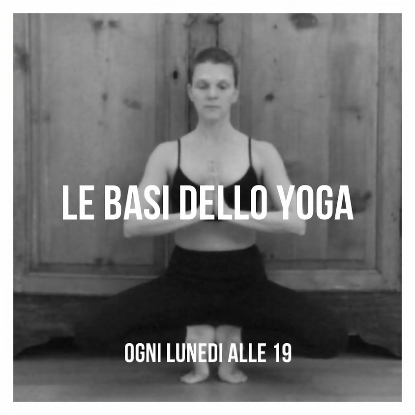 Hatha I - Le Basi dello Yoga con Glenda Viveki Martins