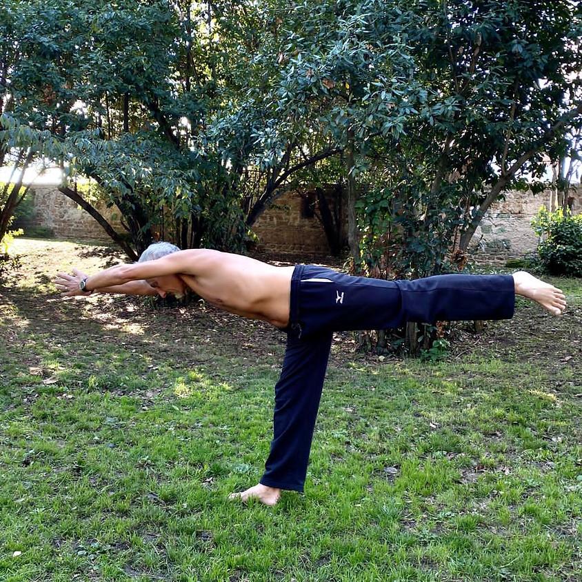 Pratica Yoga con Nemir  ***Gratuita***