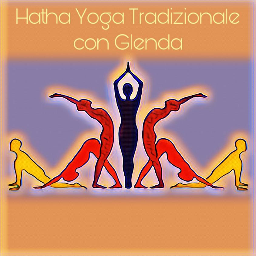 Pratica Hatha Yoga Tradizionale con Glenda - Multilivello