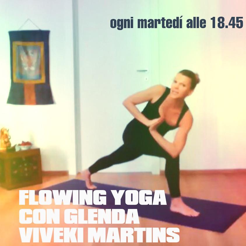Flowing Yoga con Glenda Viveki Martins - Per Tutti