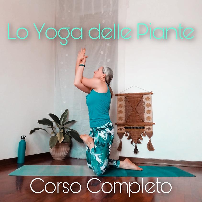 LO YOGA DELLE PIANTE con Tuatara Yoga - Corso Completo