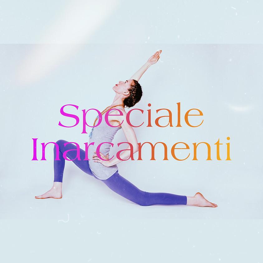 """Hatha Yoga con Marta - Classe Speciale """"Inarcamenti""""."""