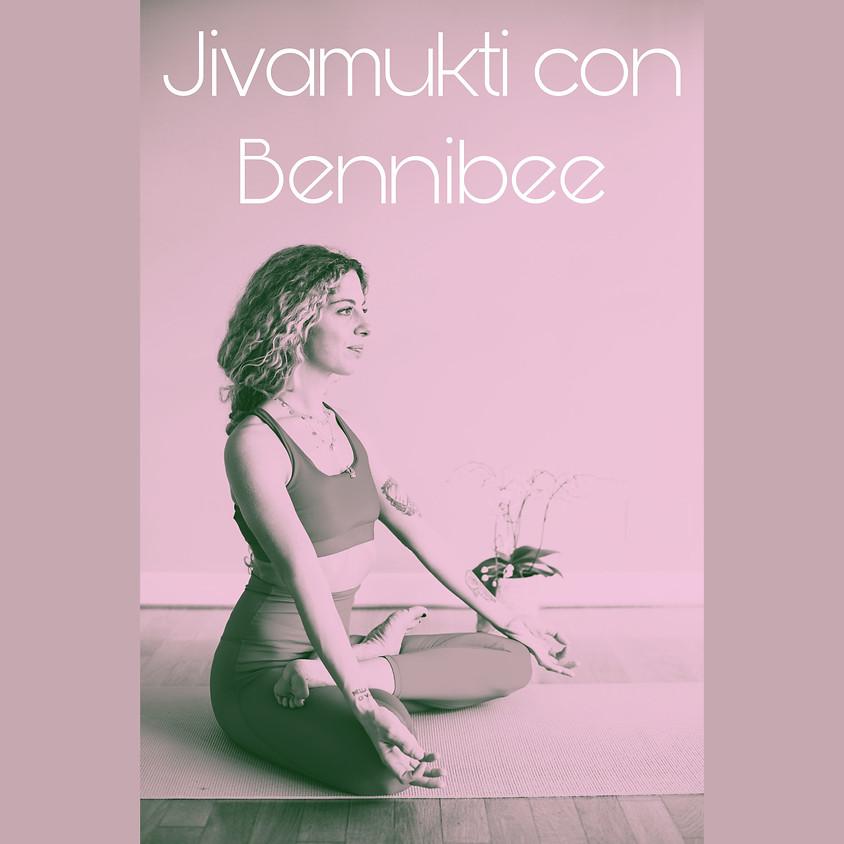 La Pratica Jivamukti Yoga con Bennibee - Multilivello