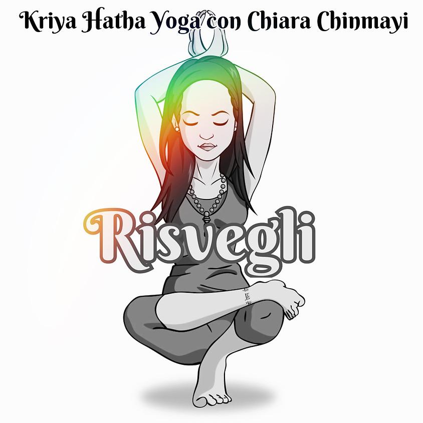 Risvegli - Kriya Hatha Yoga con Chiara Chinmayi - Per Ogni Livello
