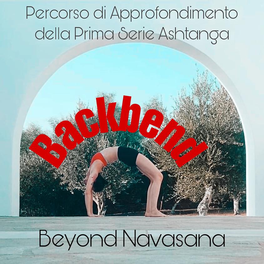 Beyond Navasana con Marta Sclafani - Backbend