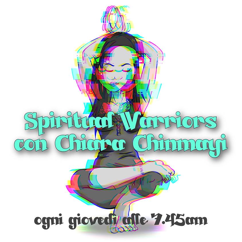 Spiritual Warriors con Chiara Chinmayi - Per Tutti i Livelli
