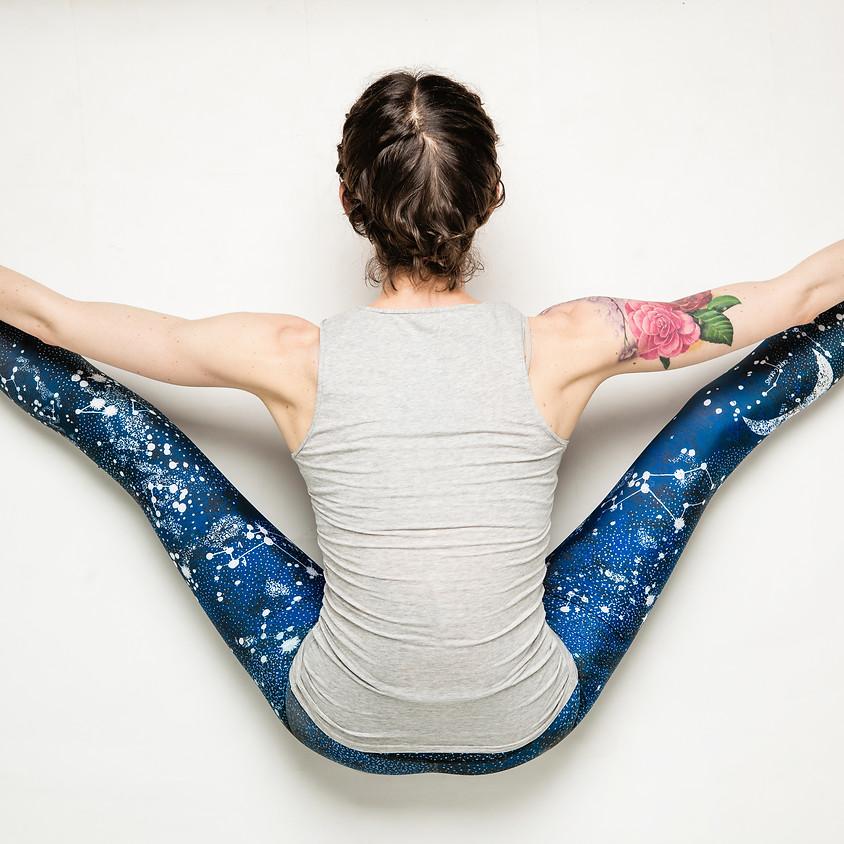 """Hatha Yoga con Marta - Speciale """"Apertura Anche"""""""