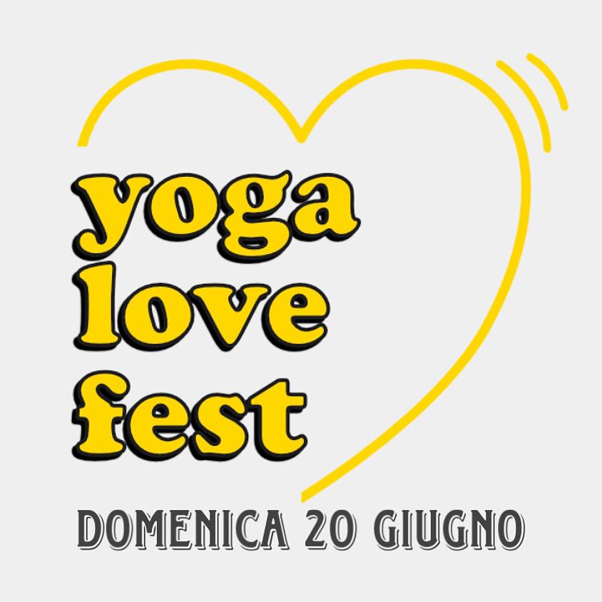 Yoga Love Fest - Domenica 20 Giugno 2021