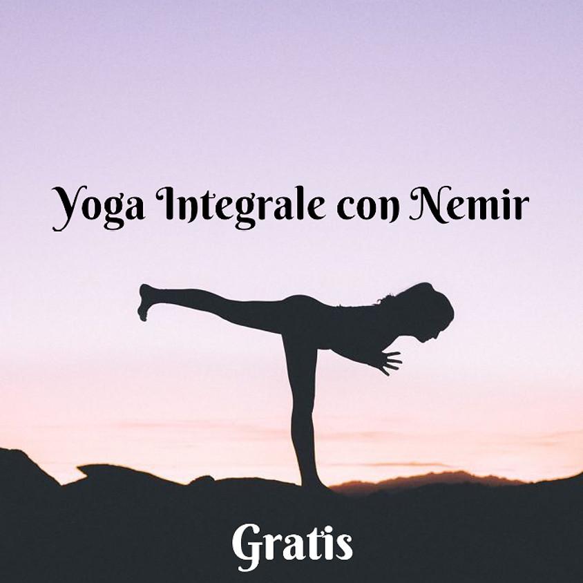 Yoga Integrale con Nemir **Gratis**