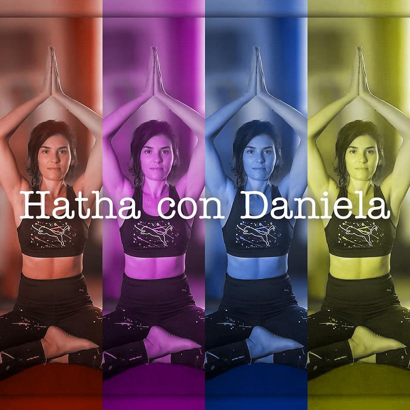 La Pratica Hatha con Daniela - Per Tutti i Livelli