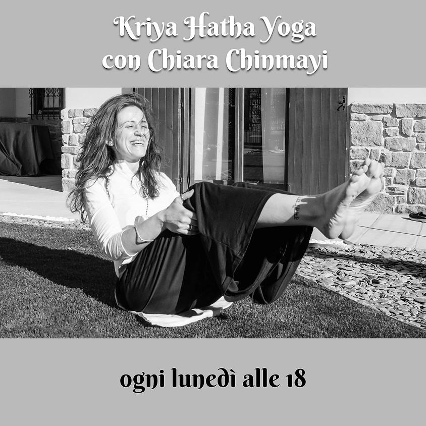 Pratica Kriya Hatha Yoga di Chiara Chinmayi - Per Ogni Livello