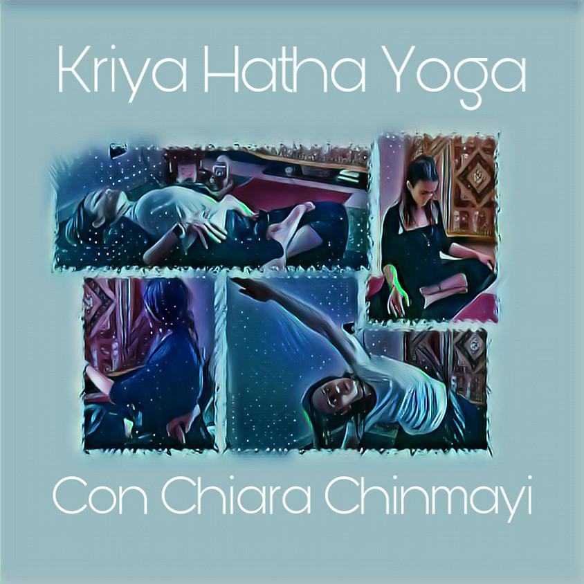 La Pratica Kriya Hatha Yoga di Chiara Chinmayi - Per Tutti i Livelli