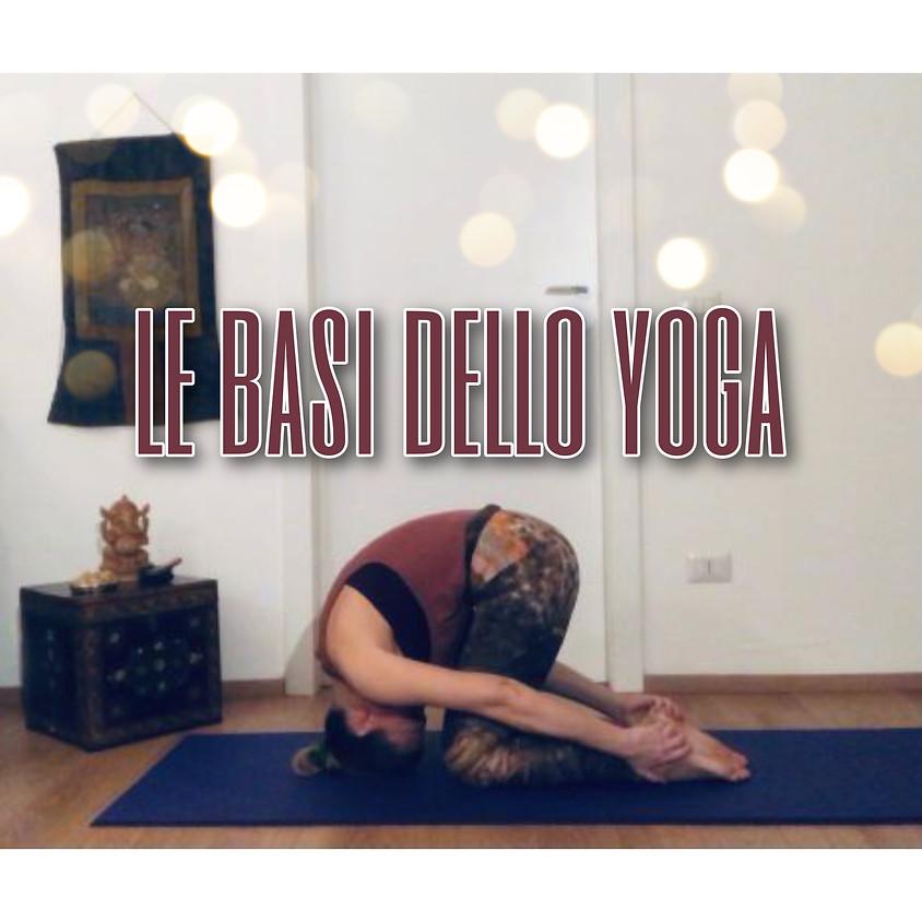 Le Basi dello Yoga con Glenda - Hatha I