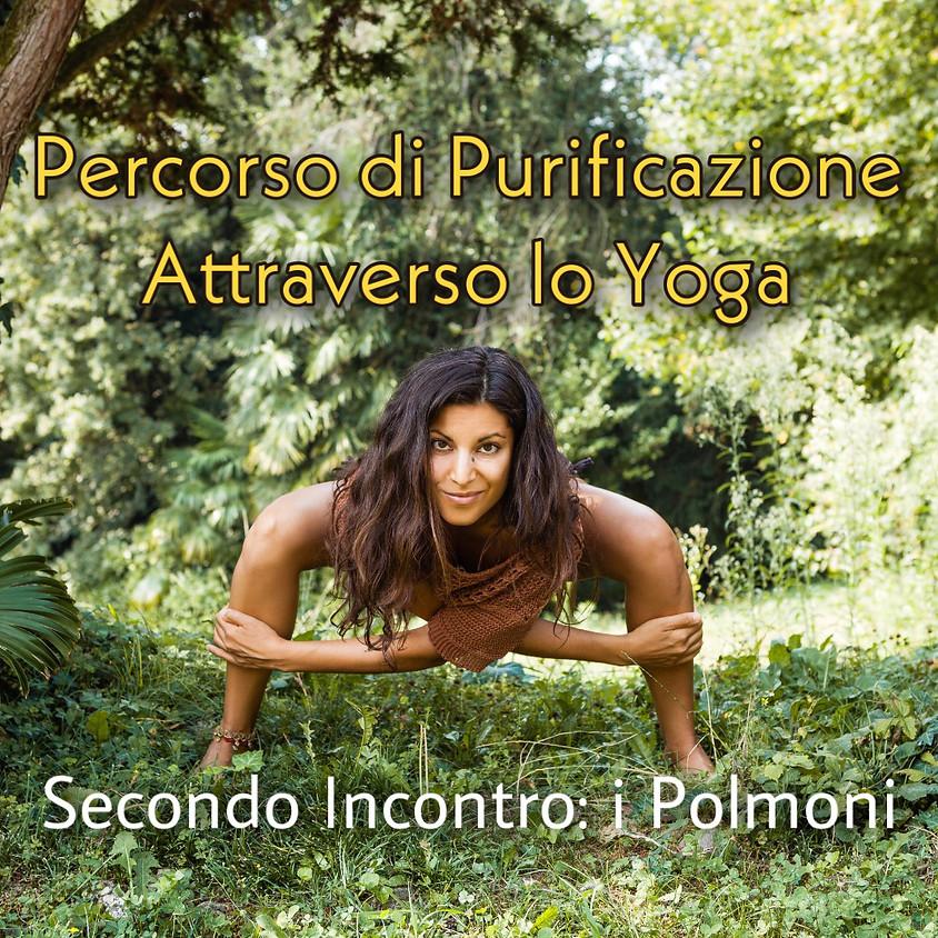 """Accogliere la Primavera - Percorso di Purificazione con lo Yoga: """"Polmoni - Aprirsi al Mondo in Ogni Respiro"""""""