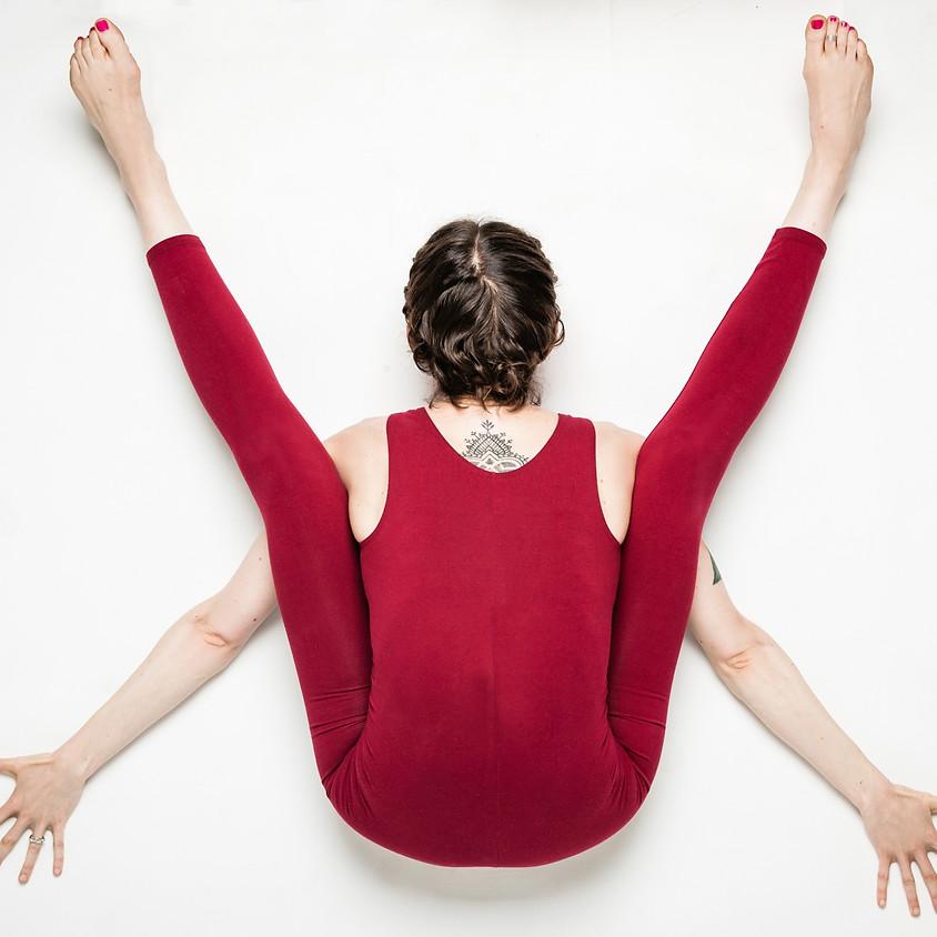 Pratica Hatha Yoga con Marta   Per ogni livello