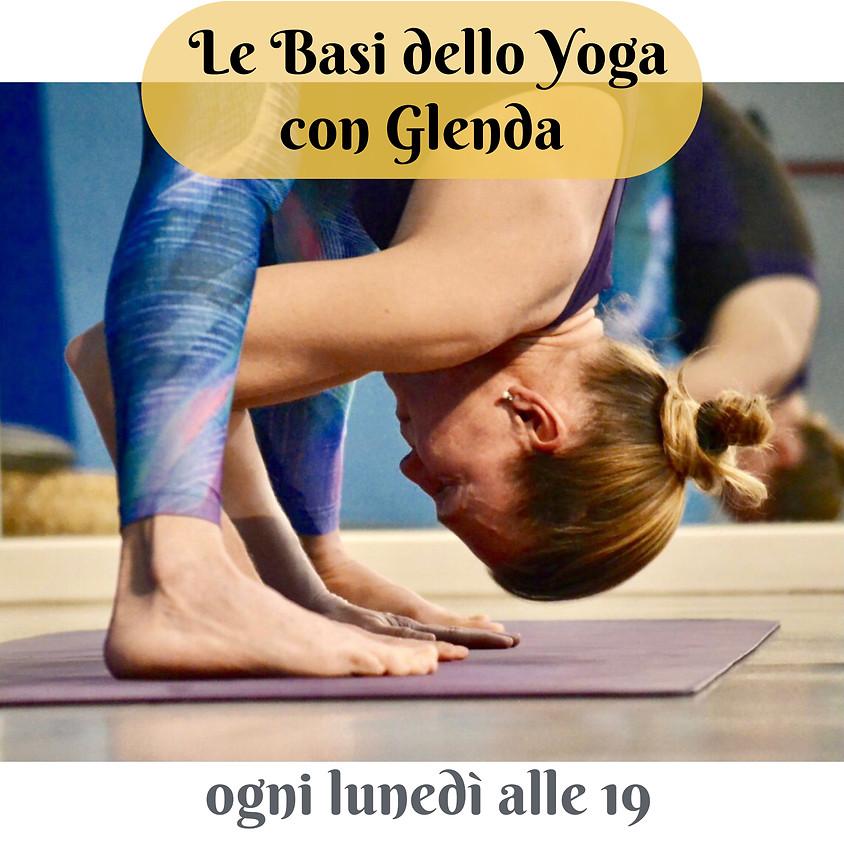 Le Basi dello Yoga con Glenda Martins  - Hatha I