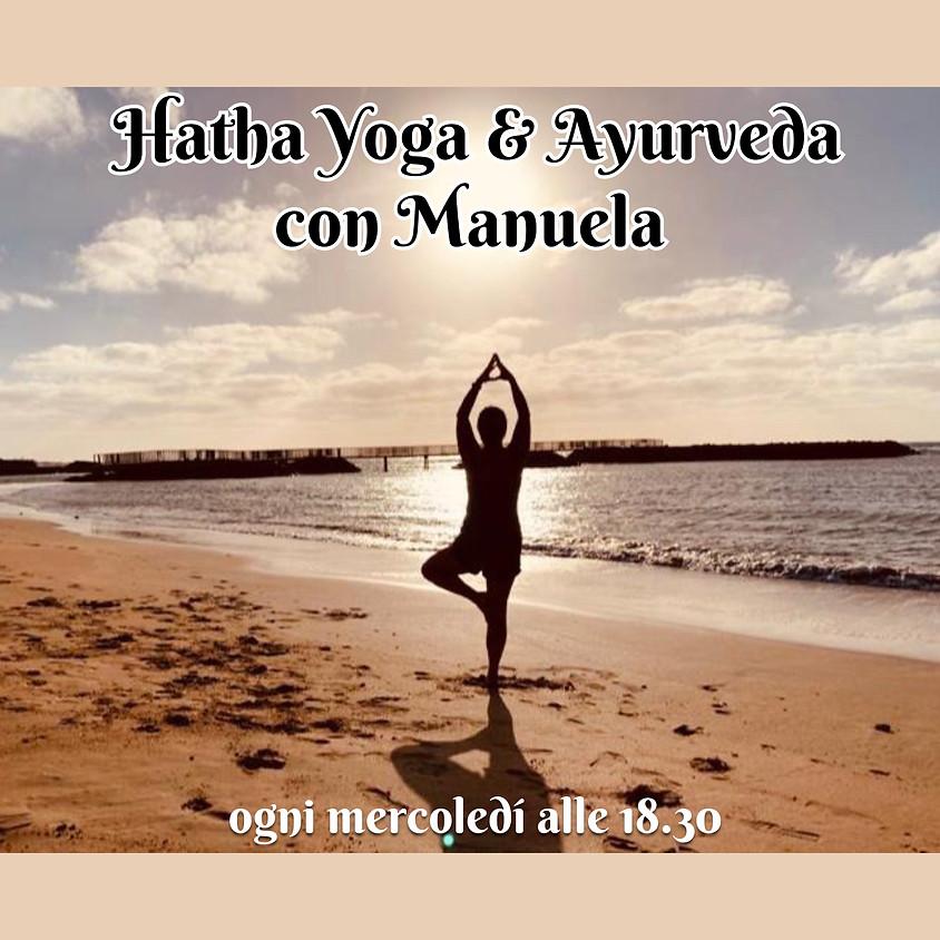 Hatha Yoga & Ayurveda con Manuela - Per Tutti i Livelli