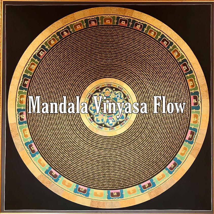 Mandala Vinyasa Flow con Glenda - Per Ogni Livello