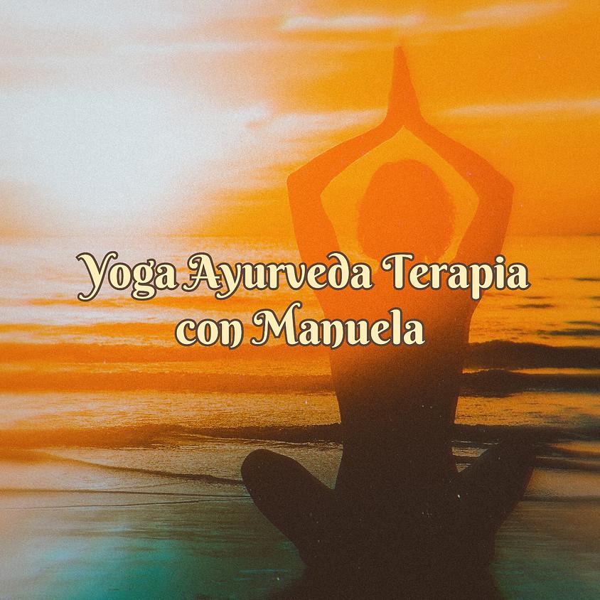 Yoga Ayurveda Terapia - Sequenza per Riequilibrare i Dosha con Manuela