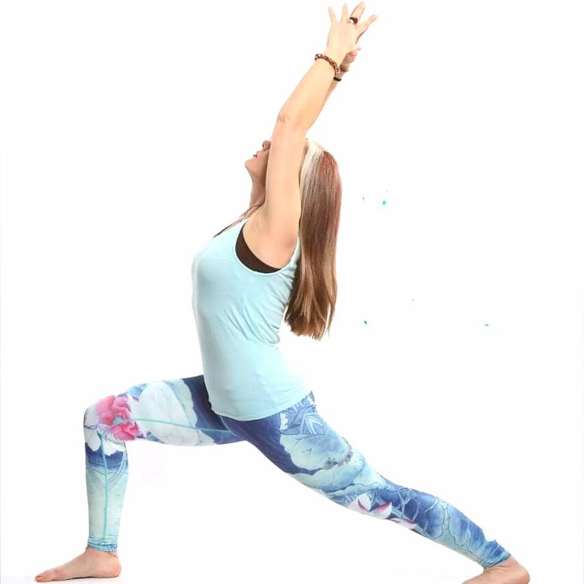 Pratica Vinyasa con Tuatara Yoga **Gratis**