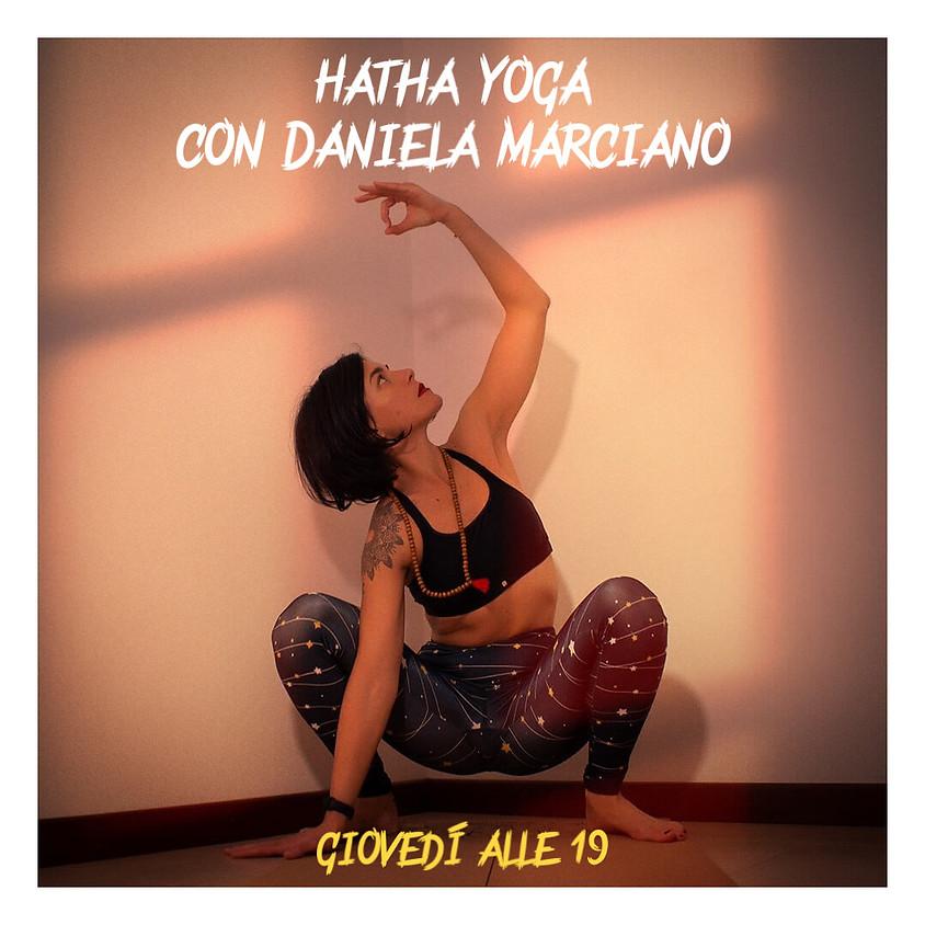 Hatha Yoga con Daniela Marciano - Per Tutti i Livelli
