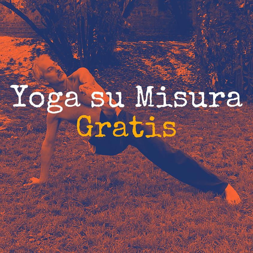 Yoga su Misura con Nemir **Gratis** - Per Tutti i Livelli