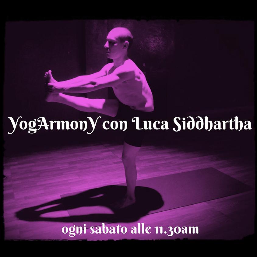 Pratica YogArmonY di Luca Siddhartha - Per Ogni Livello