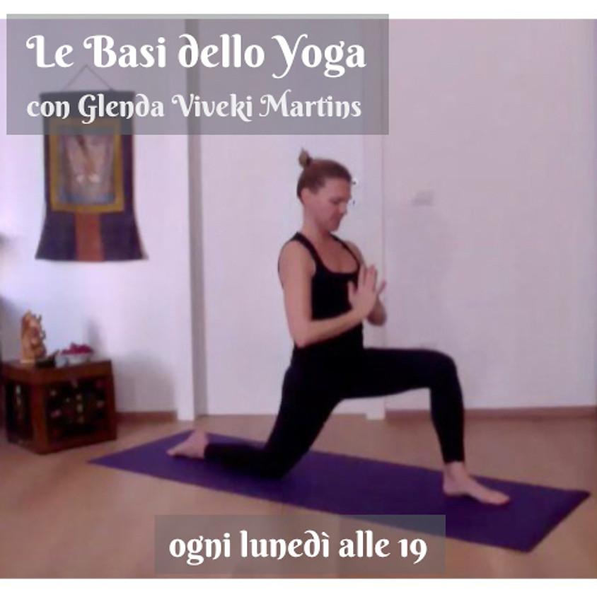 Hatha I - Le Basi dello Yoga di Glenda Viveki Martins