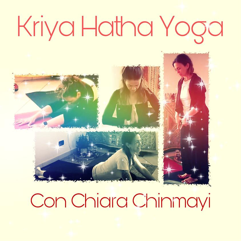 Kriya Hatha Yoga di Chiara Chinmayi - Pratica Per Ogni Livello