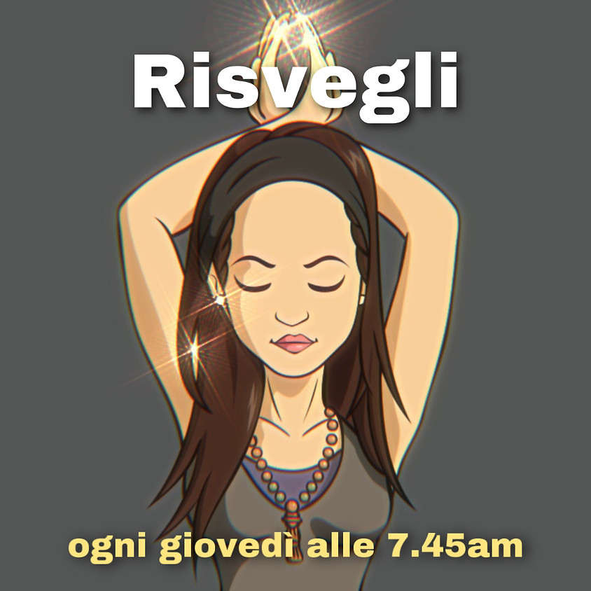 Risvegli - Kriya Hatha Yoga di Chiara Chinmayi - Per Tutti i Livelli