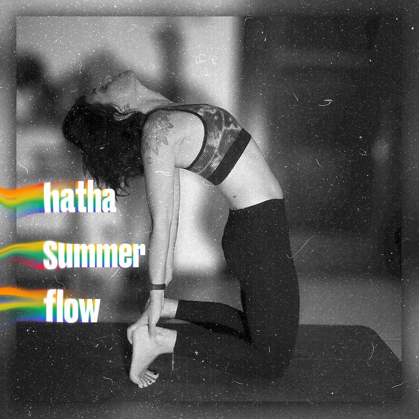Wake-up with Energy - Hatha Summer Flow di Daniela Marciano